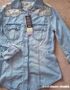 POSZUKUJĘ jasnej jeansowej koszuli