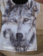 bluzka wilk reserved