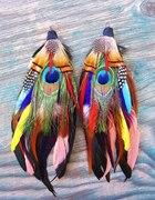 Kolorowe piórka