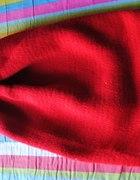 Czerwona czapka smerfetka