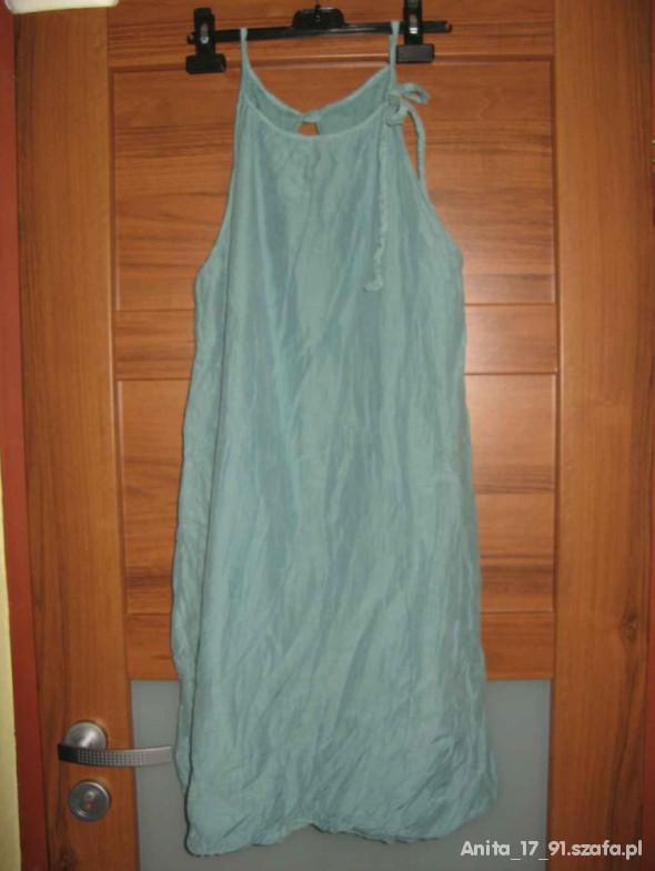 Suknie i sukienki Sukienka na ramiączkach rozmiar M