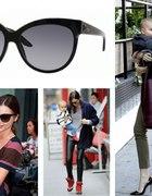 Okulary od Diora...