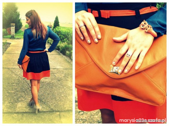 Mój styl my look Marcelka Fashion