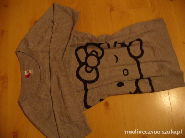 Swetry Swetr tunika h&m hello kitty