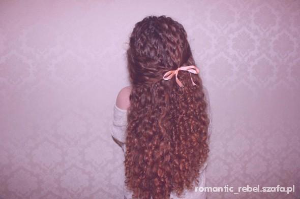 Moje Kręcone Włosy W Fryzury Szafapl