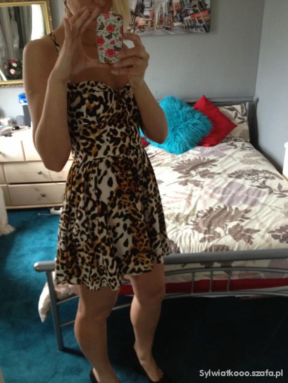 Imprezowe Birthday dress