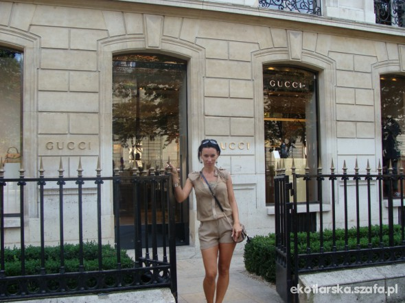 Na specjalne okazje Paris Chic
