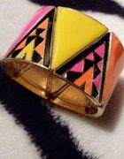 PROMOD bransoletka aztec aztecka kolorowa piękna...