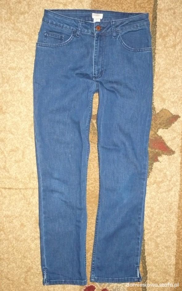 H&M HM spodnie 78 jeansowe 38 M