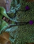 jedyna taka PaperCats zielona panterka