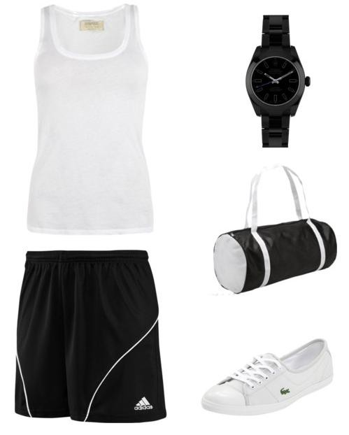 Sportowe Outfit 1