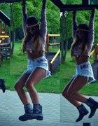 hippie jeans...