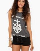 Go to hell koszulka nasty gal...