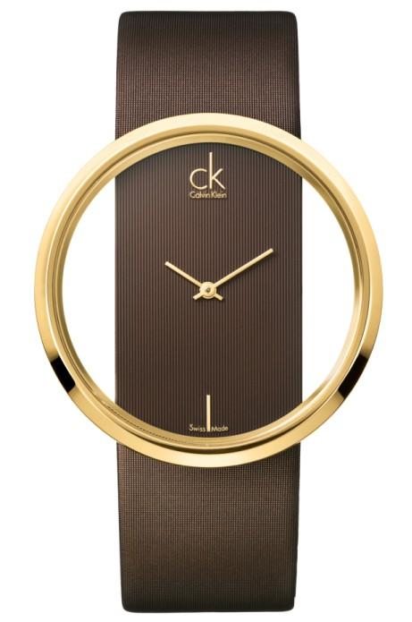 brąz zegarek Calvin Klein