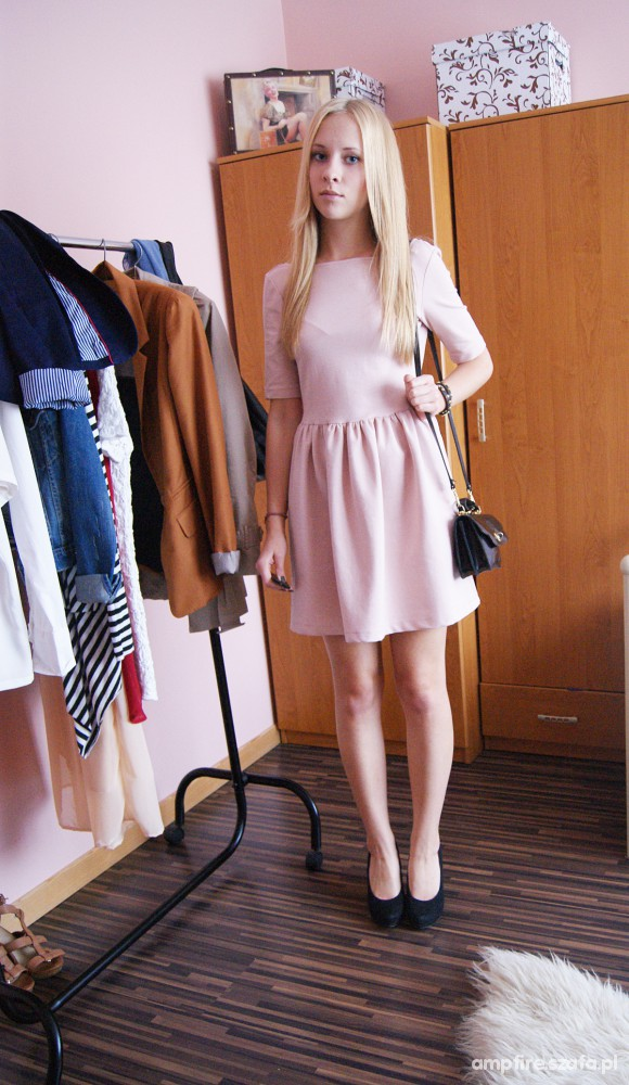 Eleganckie sukienka ZARA