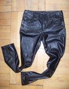 Skórzane spodnie Terranova S