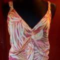 R52 Kolorowa sukienka
