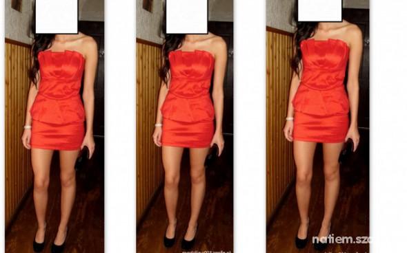 Suknie i sukienki sukienka amisu baskinia NY