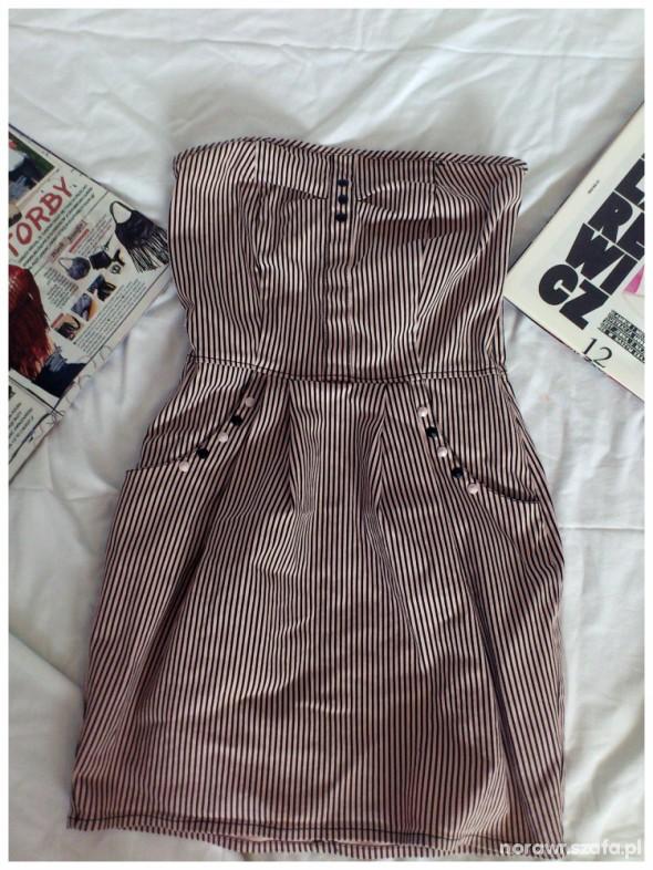 Suknie i sukienki PIĘKNA SUKIENKA RESERVED