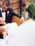 Suknia ślubna w stylu księżniczki...