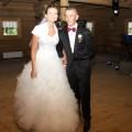 Suknia ślubna w stylu księżniczki