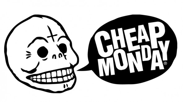 Cheap Monday Jeans...