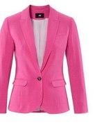 H&M różowa marynarka...