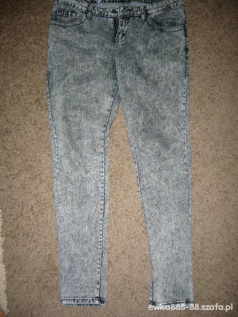 spodnie marmurki nowe 42 xl polecam