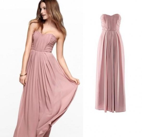 Suknie i sukienki NOWA H&M by night MAXI
