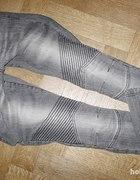 Spodnie z przeszyciami Cubus