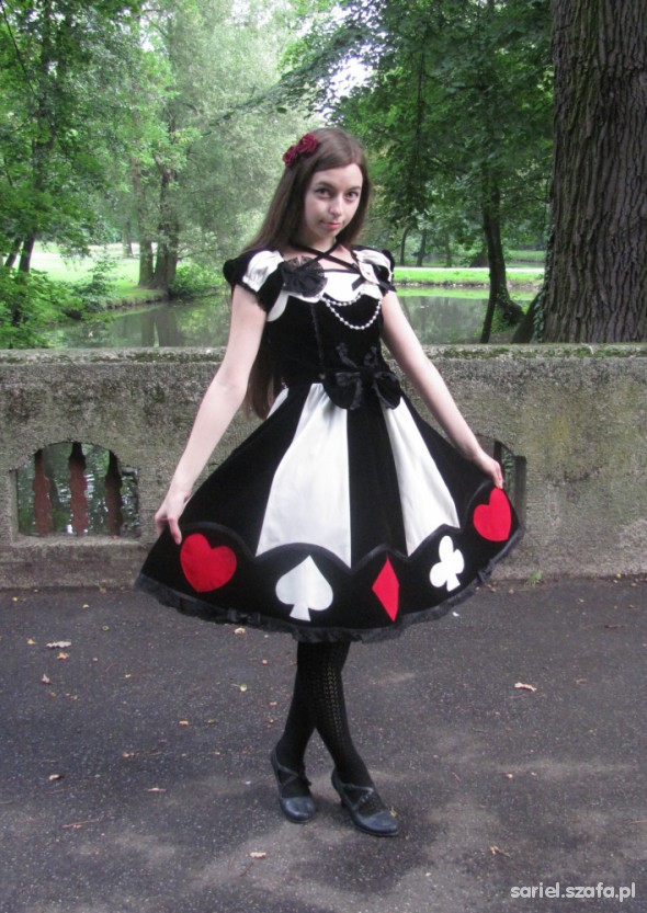 Marionette Girl Gothic Lolita Twin