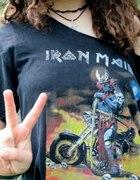 Iron maiden oversize...