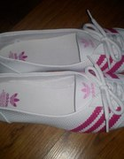 Śliczne Nowe Adidaski Balerinki ADIDAS