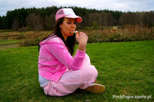 Sportowe Mega różowo