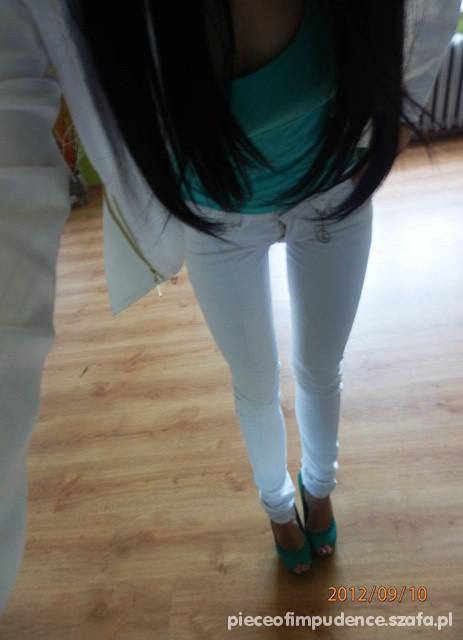 Mój styl Biel&Mięta