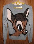sweterek bambi hm