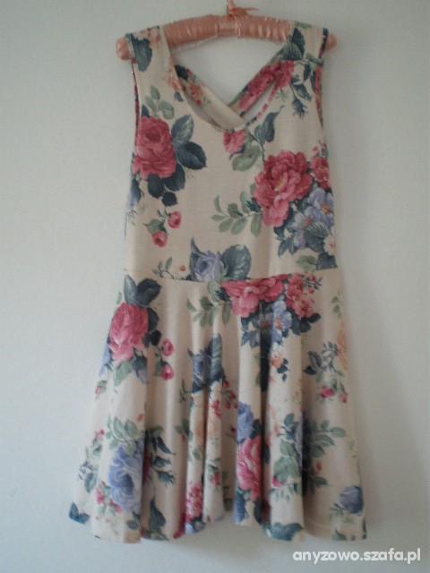 Suknie i sukienki floral ATMOSPHERE rozmiar 42