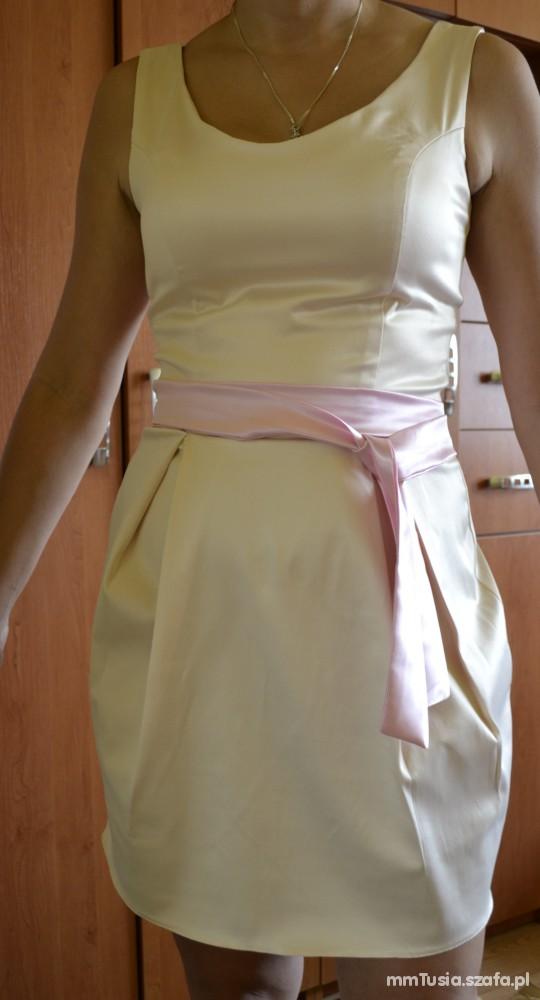 Suknie i sukienki Sukienka typu tulipan