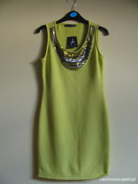 Suknie i sukienki Sukienka z dżetami S 36