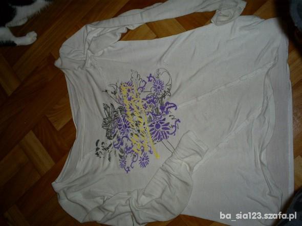 bluzka z długim rękawem logo shop...