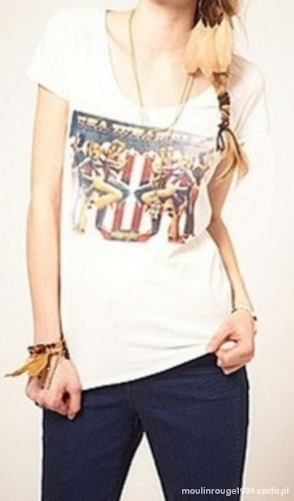 Koszulka Wrangler SM USA