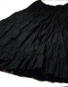 Czarna spódnica maxi...