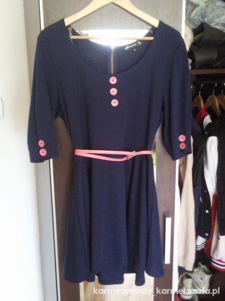 Suknie i sukienki sukienka rozkloszowana m