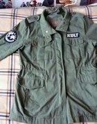 kurtka wojskowa militarna