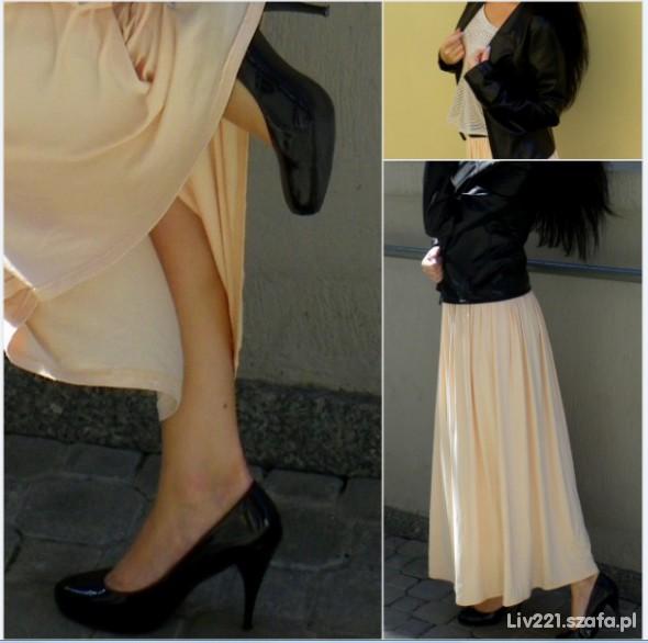 Mój styl Nude & black
