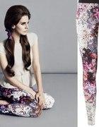 Legginsy Lana Del Rey dla H&M