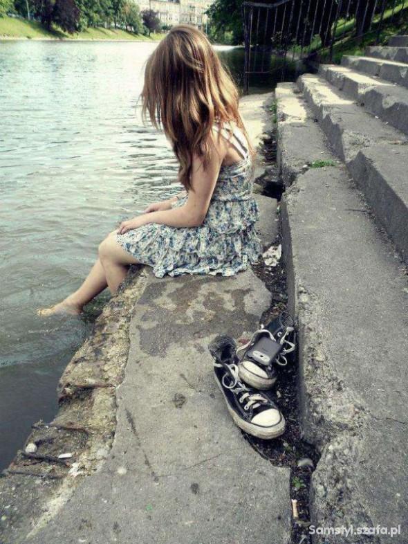 Suknie i sukienki sukienka floral xs