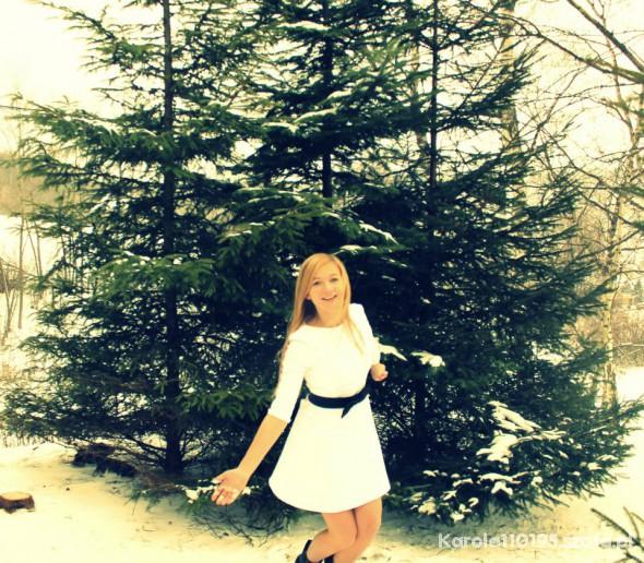 Eleganckie Snow is all around us