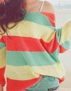Sweterek rasta