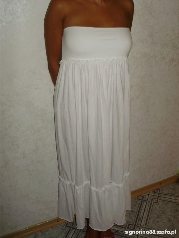 Suknie i sukienki sukienka spódnica S